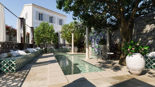 11 bedroom Hotel for sale in Alaro with pool - € 1,500,000 (Ref: 5847578)