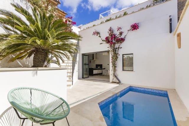 3 quarto Casa em Banda para venda em Ses Salines com piscina - 1 050 000 € (Ref: 6120909)