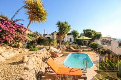 7 chambre Chambres d'Hôtes/B&B à vendre à Cariatiz avec piscine garage - 385 000 € (Ref: 4390744)