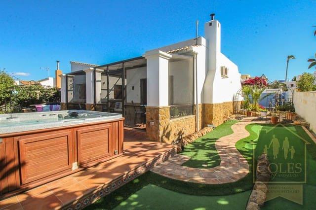 3 sovrum Villa till salu i Villaricos med pool - 279 950 € (Ref: 4548089)