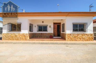5 sovrum Villa till salu i Huercal-Overa med garage - 99 950 € (Ref: 4655498)