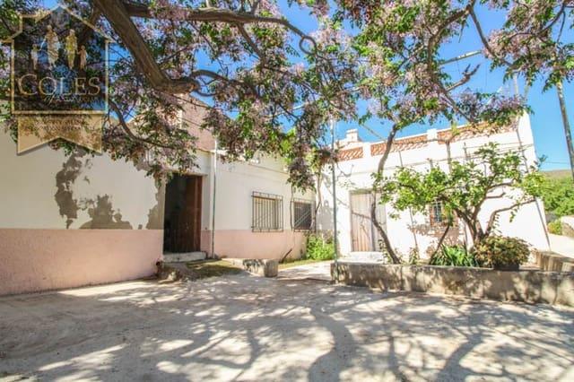 6 sovrum Finca/Hus på landet till salu i Bedar med garage - 99 950 € (Ref: 4686413)