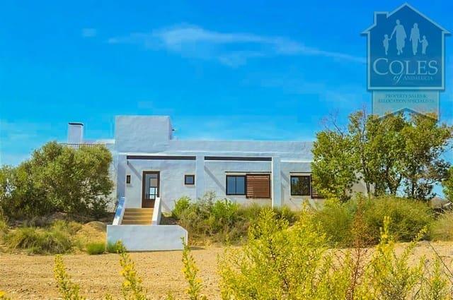 4 sovrum Finca/Hus på landet till salu i Los Gallardos med pool - 365 000 € (Ref: 4967735)