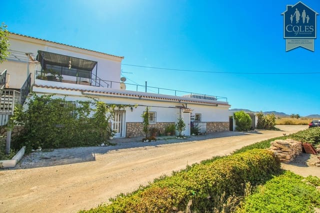 3 bedroom Finca/Country House for sale in Almendricos - € 145,000 (Ref: 6204794)