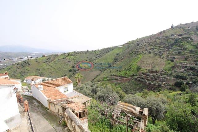 Pareado de 4 habitaciones en Cútar en venta - 119.000 € (Ref: 4454020)