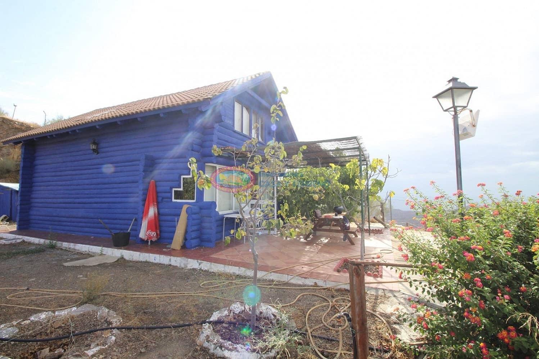 Casa de Madera de 2 habitaciones en Macharaviaya en venta - 150.000 € (Ref: 4454066)