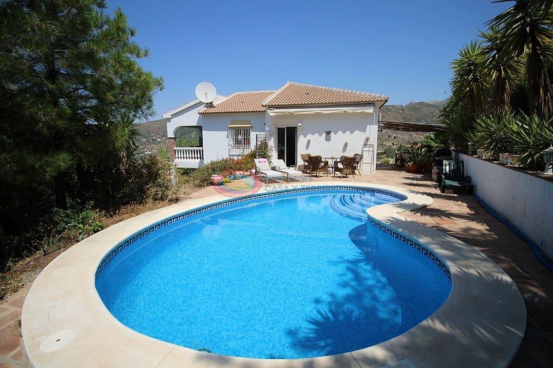 4 bedroom Villa for sale in Alcaucin with pool - € 274,000 (Ref: 4454199)