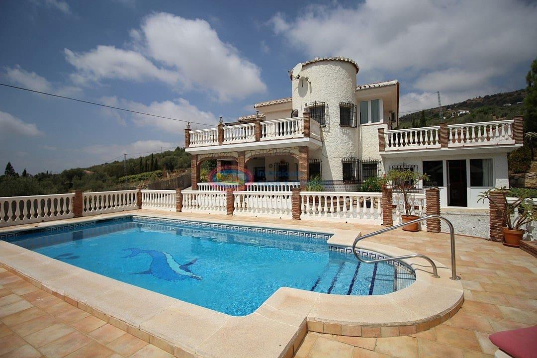 3 bedroom Villa for sale in Alcaucin with pool - € 350,000 (Ref: 4563477)