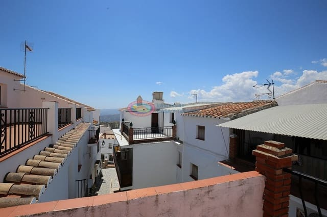 4 chambre Villa/Maison Mitoyenne à vendre à Canillas de Aceituno - 75 000 € (Ref: 4641497)
