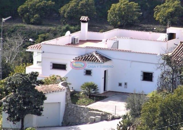 2 sovrum Semi-fristående Villa till salu i Vinuela med pool - 292 500 € (Ref: 4798393)