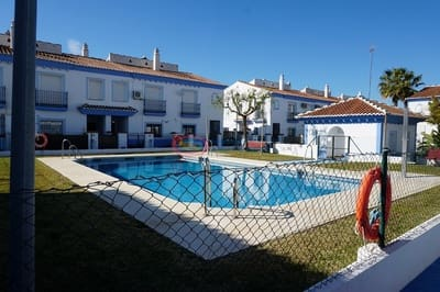 4 bedroom Terraced Villa for sale in Mezquitilla with pool - € 299,000 (Ref: 5136734)