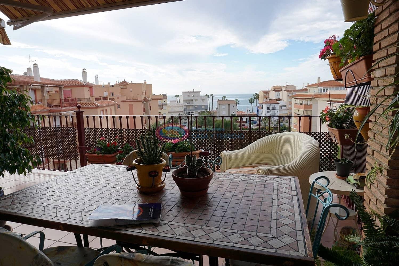 2 sovrum Takvåning till salu i Mezquitilla med pool - 245 000 € (Ref: 5807218)