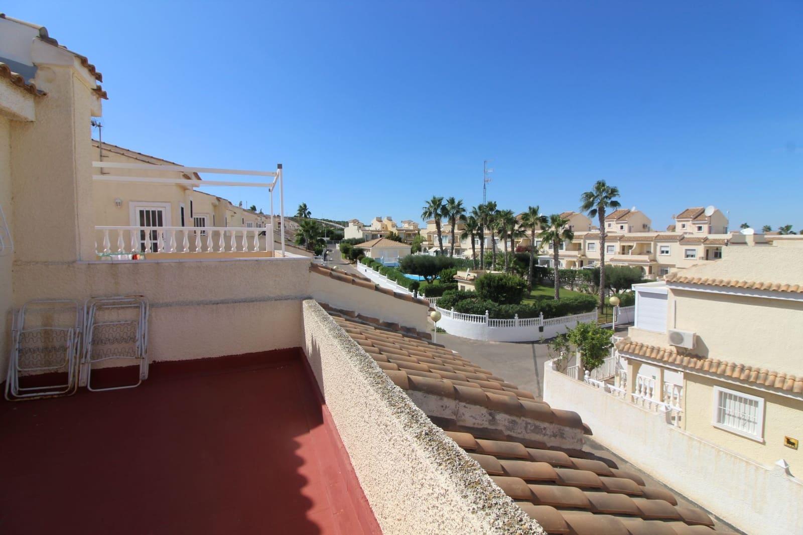2 slaapkamer Bungalow te huur in Gran Alacant met zwembad - € 550 (Ref: 5010308)