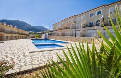 3 bedroom Terraced Villa for sale in Murla with pool garage - € 136,000 (Ref: 4949436)