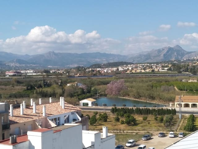 Ático de 3 habitaciones en Ondara en venta - 120.000 € (Ref: 5354067)