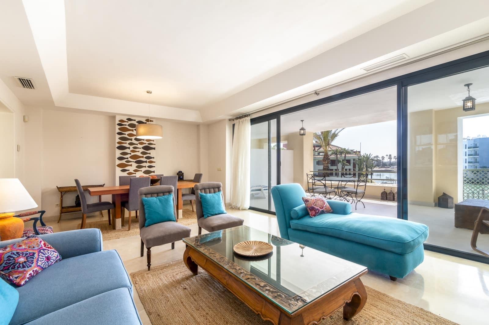 Apartamento de 3 habitaciones en Sotogrande en venta - 525.000 € (Ref: 4602569)