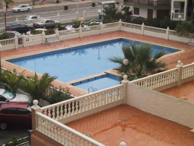 1 Zimmer Ferienapartment in La Manga del Mar Menor - 500 € (Ref: 5580406)