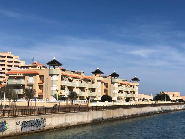 1 bedroom Penthouse for sale in La Manga del Mar Menor with pool - € 98,000 (Ref: 5659243)