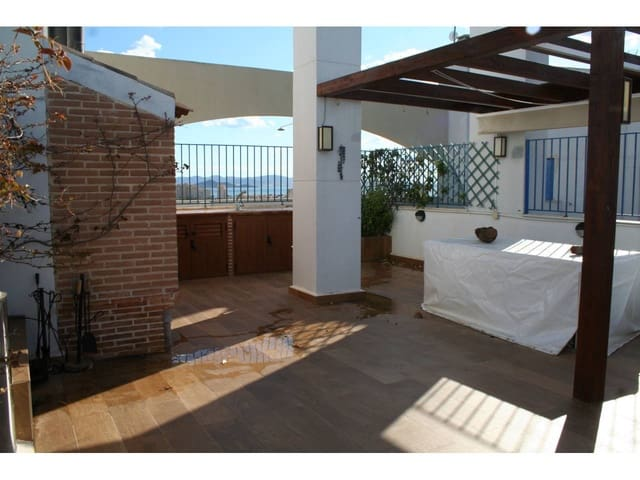 2 bedroom Penthouse for holiday rental in La Manga del Mar Menor with pool - € 800 (Ref: 6029584)