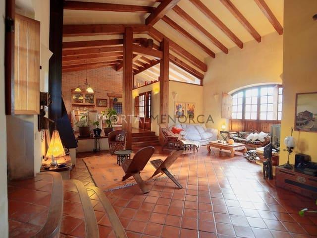 Finca/Casa Rural de 5 habitaciones en San Luis / Sant Lluís en venta - 499.000 € (Ref: 5440598)