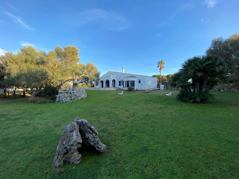 3 soveværelse Finca/Landehus til salg i Alayor / Alaior - € 795.000 (Ref: 5440615)