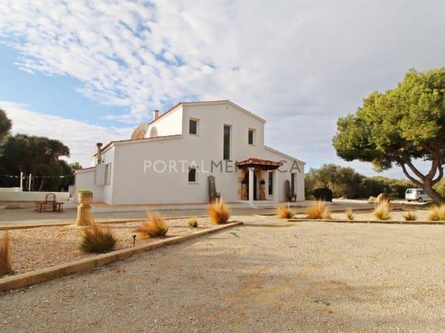 Chalet de 5 habitaciones en Cala d'Alcaufar en venta con piscina - 995.000 € (Ref: 5440617)