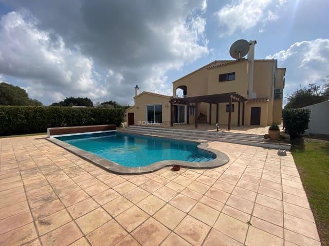 4 sovrum Finca/Hus på landet till salu i Alayor / Alaior med pool garage - 825 000 € (Ref: 6062632)