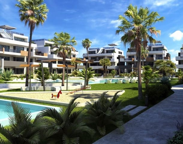 2 camera da letto Appartamento sulla Spiaggia in vendita in Orihuela con piscina - 156.000 € (Rif: 3849907)