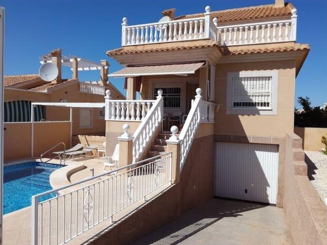 3 bedroom Villa for sale in Orihuela with pool garage - € 245,000 (Ref: 4796535)