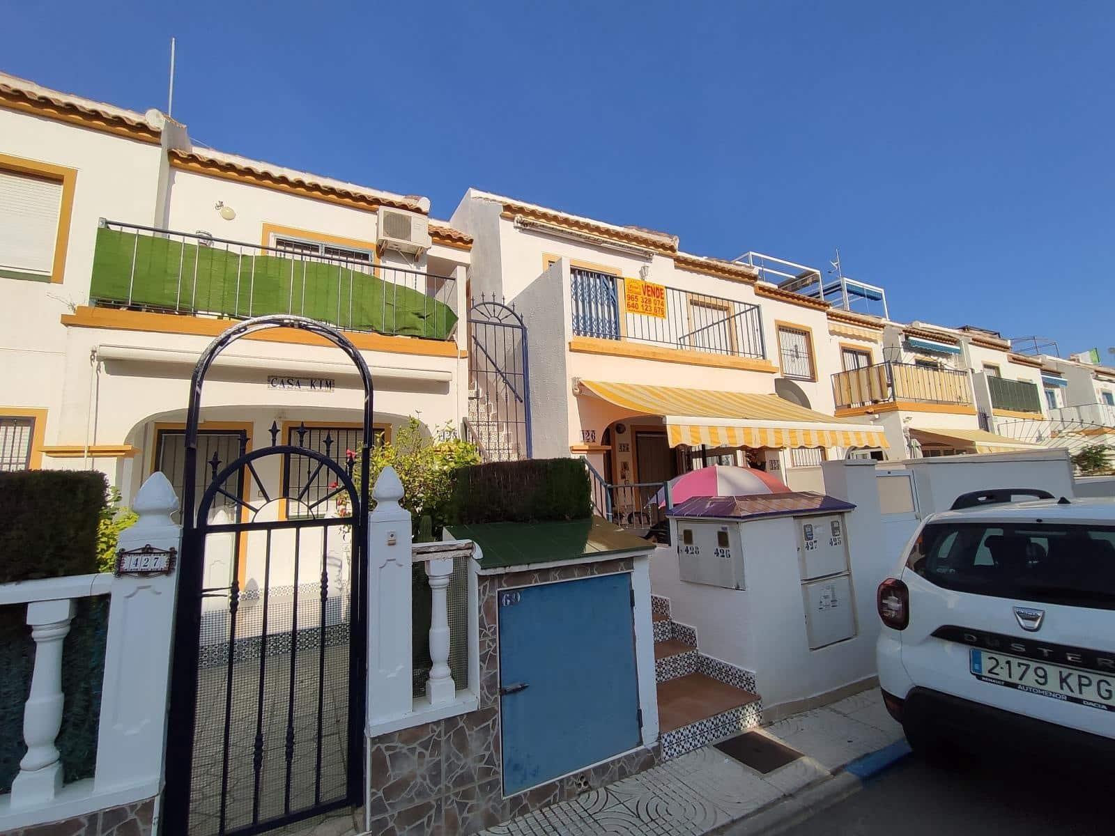 3 soveværelse Lejlighed til salg i Orihuela Costa med swimmingpool - € 119.000 (Ref: 5608794)
