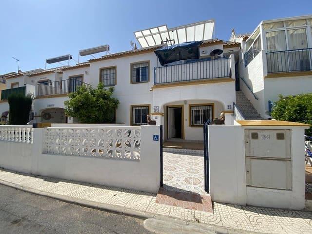2 makuuhuone Ranta-asunto myytävänä paikassa Orihuela mukana uima-altaan - 92 500 € (Ref: 6007482)