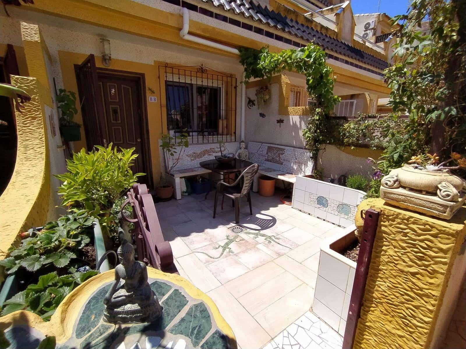 3 makuuhuone Asunto myytävänä paikassa Orihuela mukana uima-altaan - 117 600 € (Ref: 6092166)