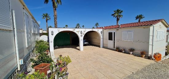 2 soveværelse Mobilhome til salg i Los Gallardos - € 24.500 (Ref: 1145324)
