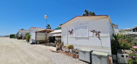 1 bedroom Mobile Home for sale in Los Gallardos - € 34,000 (Ref: 1145328)