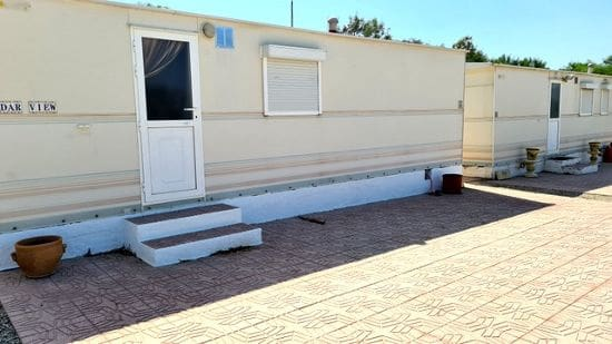 1 sypialnia Domek mobilny na sprzedaż w Los Gallardos - 22 500 € (Ref: 5492332)