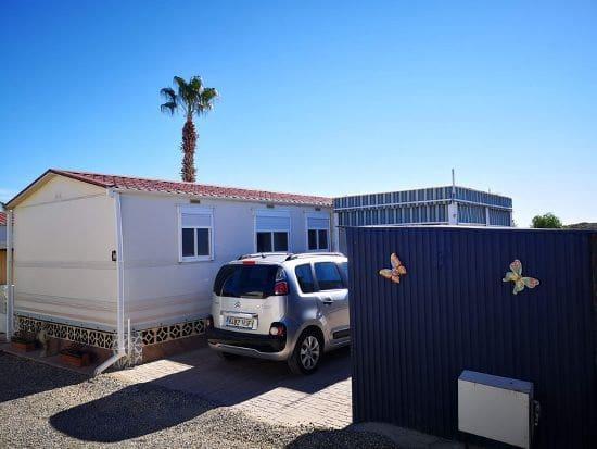 2 soverom Husvogn til salgs i Los Gallardos - € 31 500 (Ref: 5634036)
