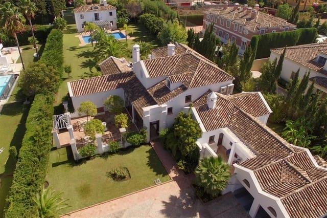 6 soverom Villa til leie i Guadalmina med svømmebasseng - € 15 000 (Ref: 5940877)