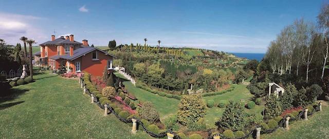10 sovrum Finca/Hus på landet till salu i Luarca - 3 990 000 € (Ref: 2773605)