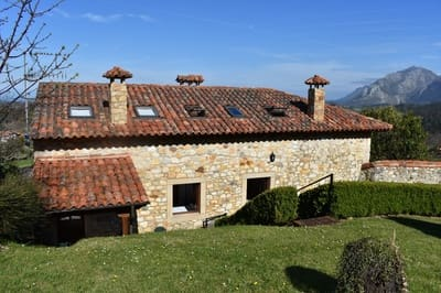 6 bedroom Finca/Country House for sale in Ribadesella - € 240,000 (Ref: 4742344)