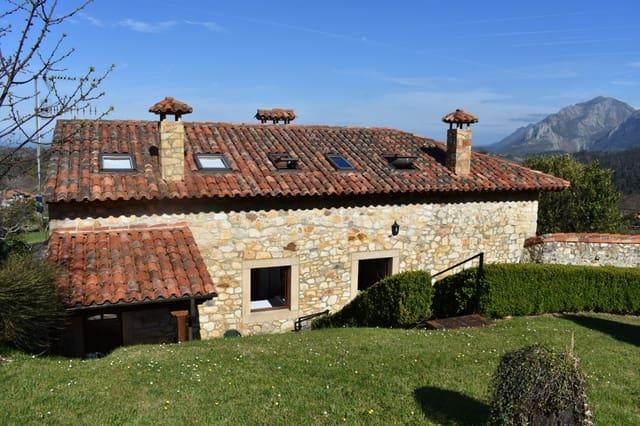 6 sypialnia Finka/Dom wiejski na sprzedaż w Ribadesella - 275 000 € (Ref: 4742344)