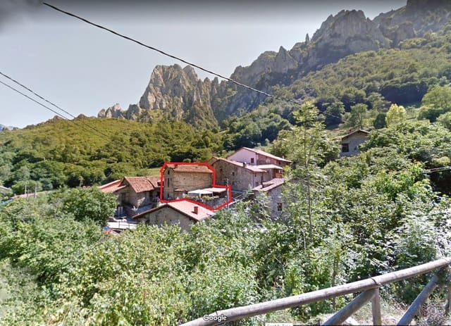 3 chambre Finca/Maison de Campagne à vendre à Penamellera Baja - 130 000 € (Ref: 4761968)