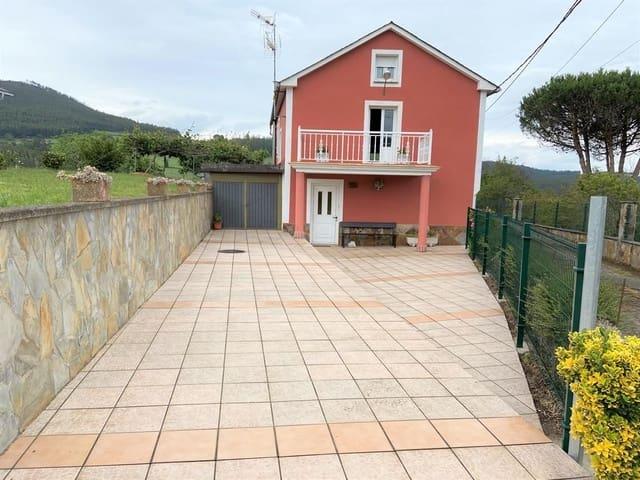 Finca/Casa Rural de 2 habitaciones en San Tirso de Abres en venta - 155.000 € (Ref: 5437493)