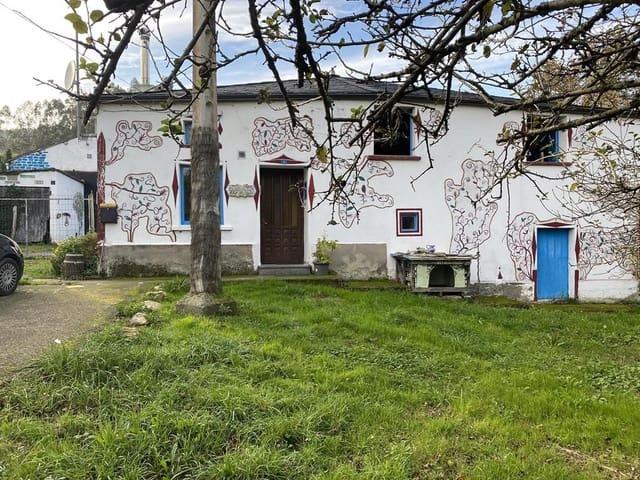 4 sypialnia Pensjonat na sprzedaż w Trabada - 185 000 € (Ref: 5766651)