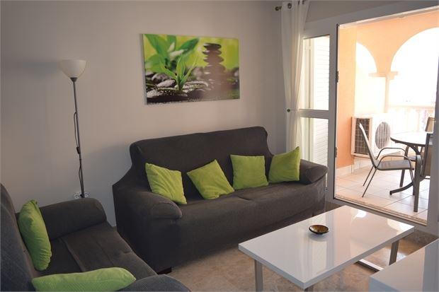 2 bedroom Apartment for holiday rental in Almerimar - € 375 (Ref: 3151325)