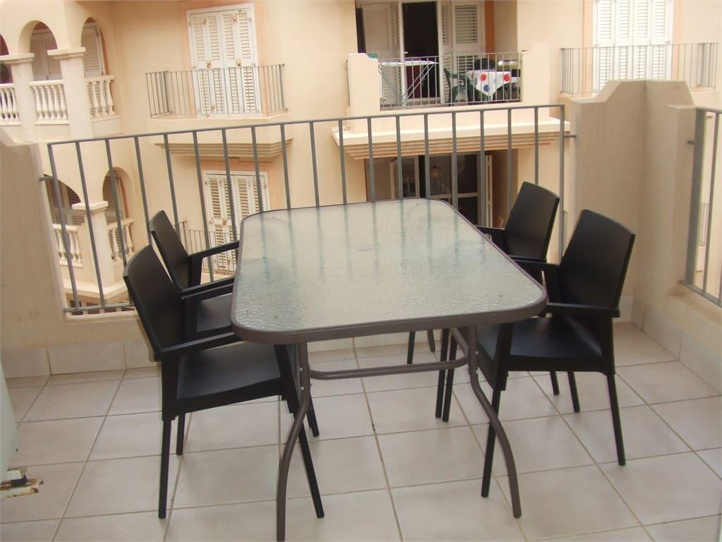 2 bedroom Apartment for holiday rental in Almerimar - € 400 (Ref: 4137522)