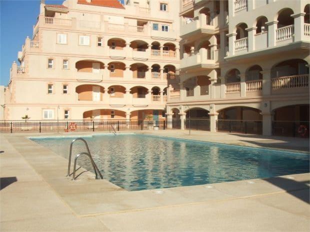 1 bedroom Apartment for holiday rental in Almerimar - € 350 (Ref: 4216142)