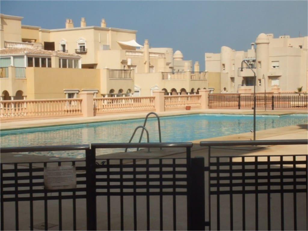2 bedroom Apartment for holiday rental in Almerimar - € 350 (Ref: 4222896)