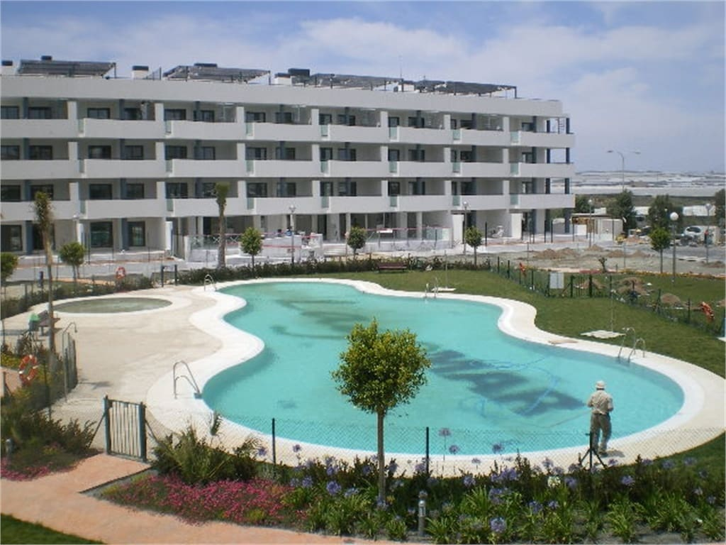 2 bedroom Apartment for holiday rental in Almerimar - € 350 (Ref: 4222901)
