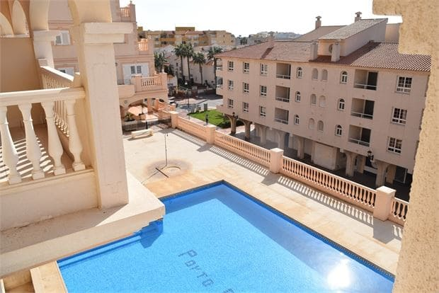 2 bedroom Apartment for holiday rental in Almerimar - € 325 (Ref: 4527354)