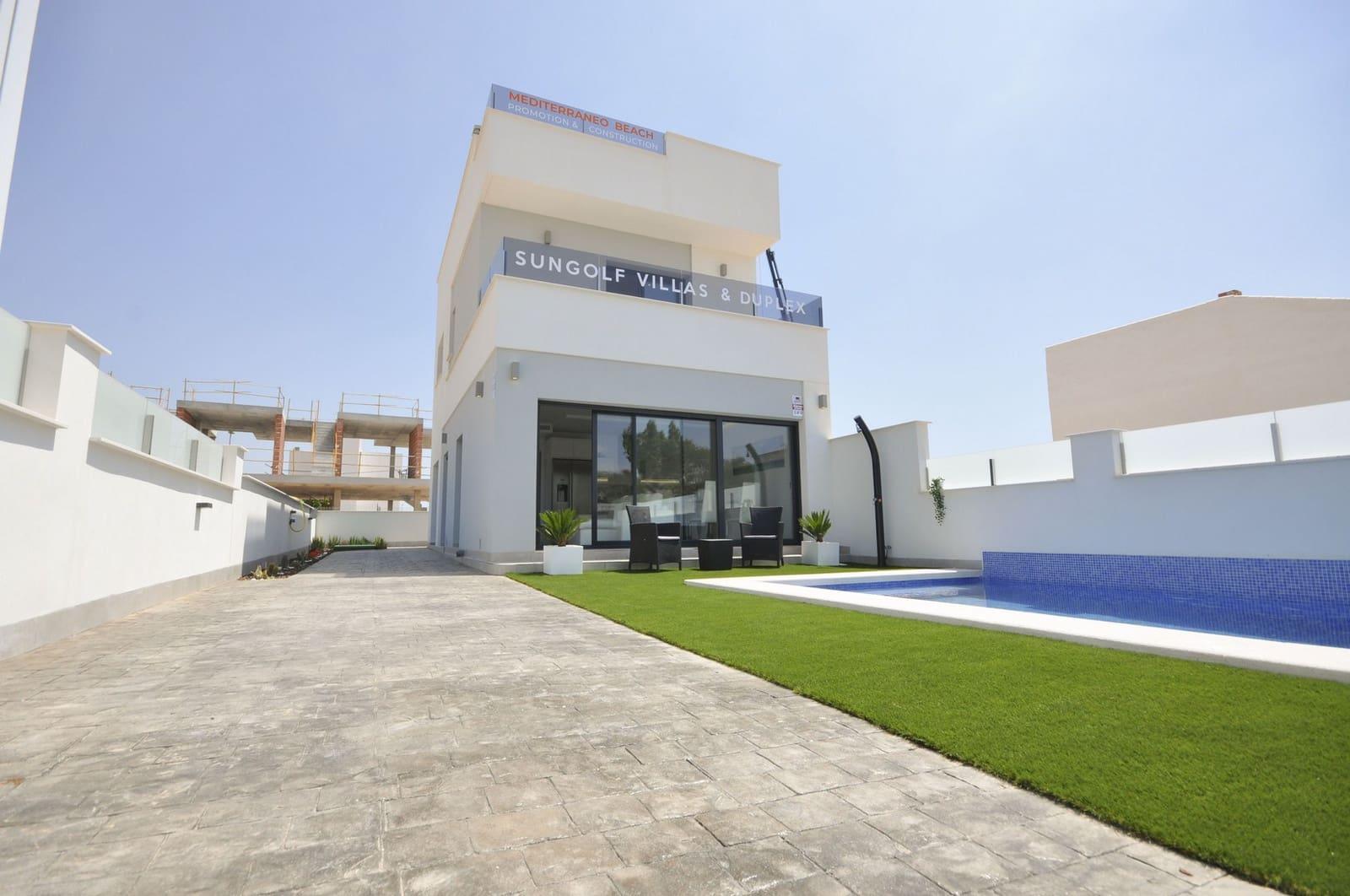 Chalet de 3 habitaciones en Pilar de la Horadada en venta - 206.900 € (Ref: 4555674)